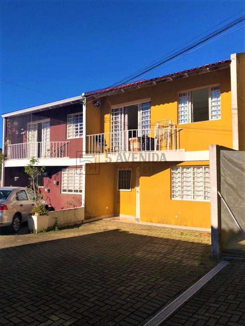 Foto 1 - SOBRADO EM CONDOMÍNIO em CURITIBA - PR, no bairro Mossunguê - Referência AN00062
