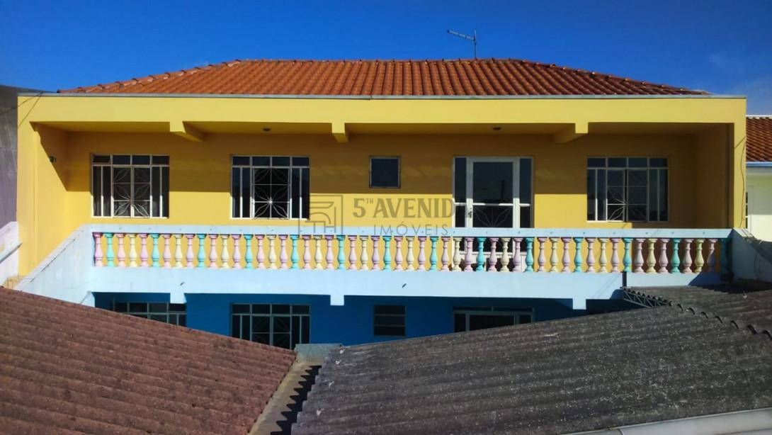 Foto 2 - CASA em CURITIBA - PR, no bairro Alto Boqueirão - Referência AN00064