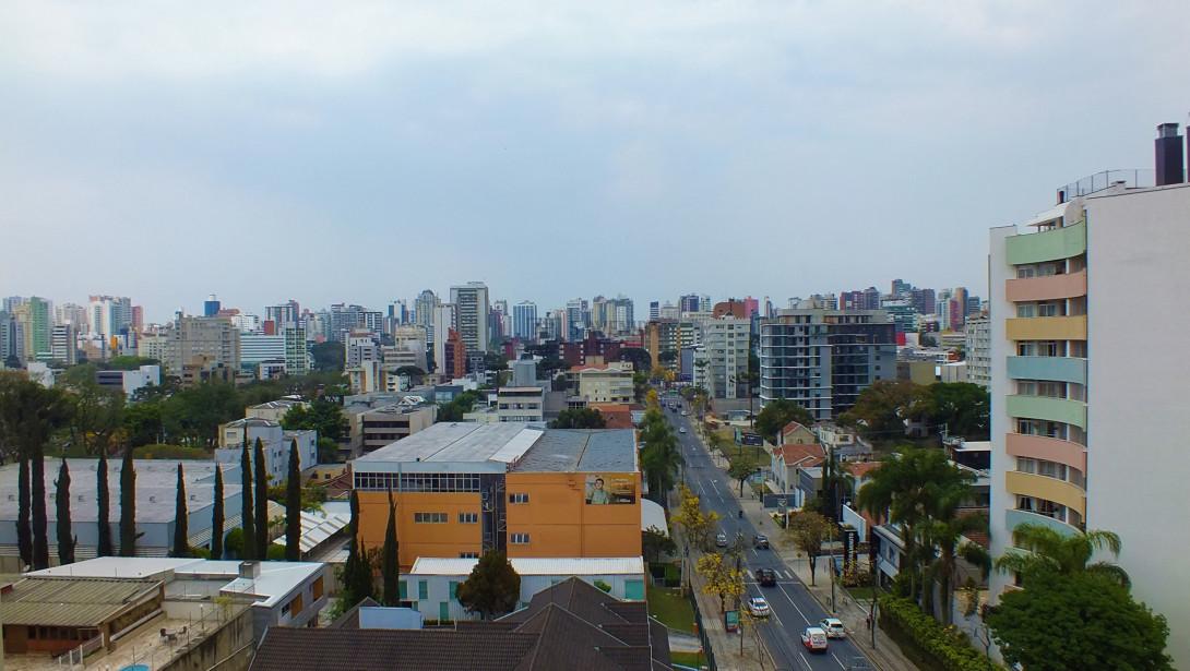 Foto 39 - COBERTURA em CURITIBA - PR, no bairro Bigorrilho - Referência LE00520