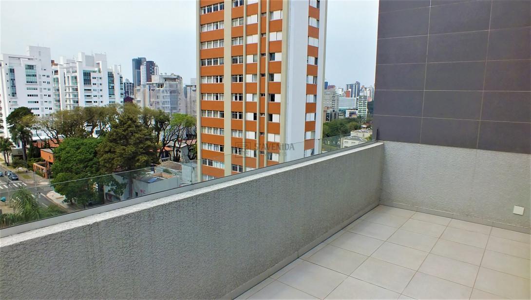 Foto 45 - COBERTURA em CURITIBA - PR, no bairro Bigorrilho - Referência LE00520