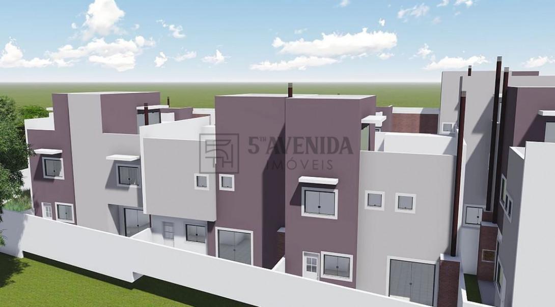 Foto 8 - SOBRADO EM CONDOMÍNIO em CURITIBA - PR, no bairro Campo Comprido - Referência LE00528