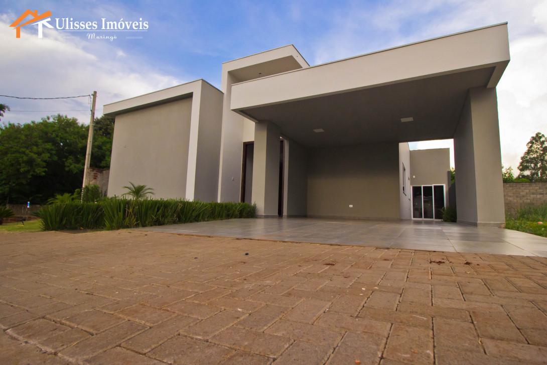 Foto 4 - CASA EM CONDOMÍNIO em MARINGÁ - PR, no bairro Jardim Paraíso - Referência CC036-964