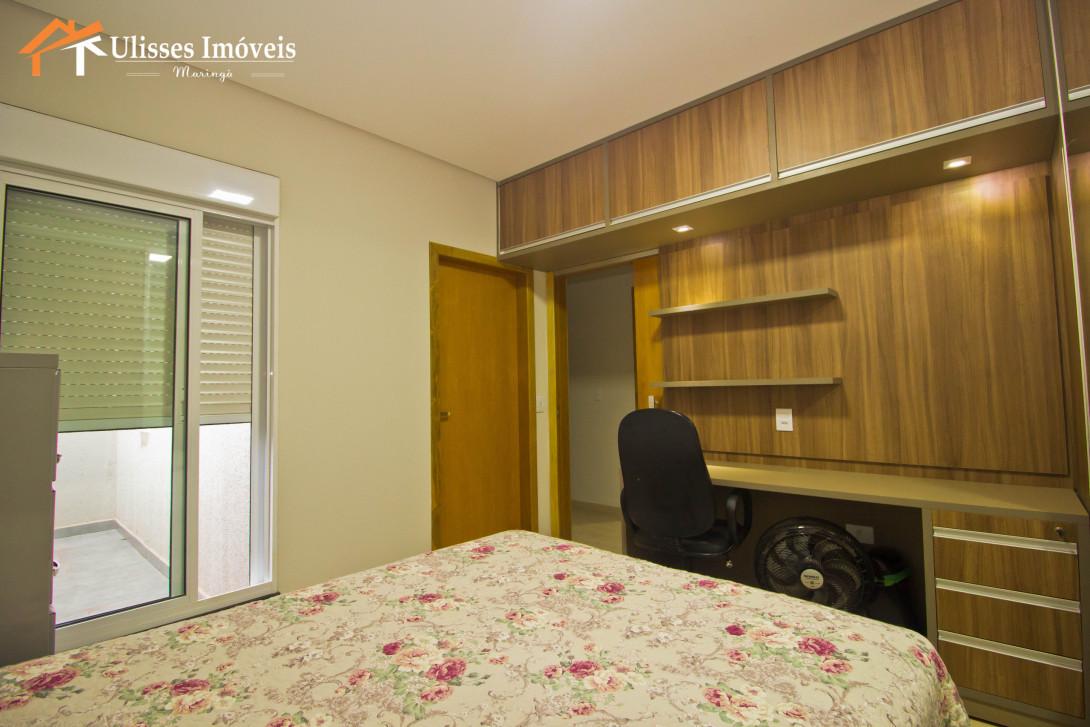 Foto 18 - CASA EM CONDOMÍNIO em MARINGÁ - PR, no bairro Jardim Paraíso - Referência CC036-964