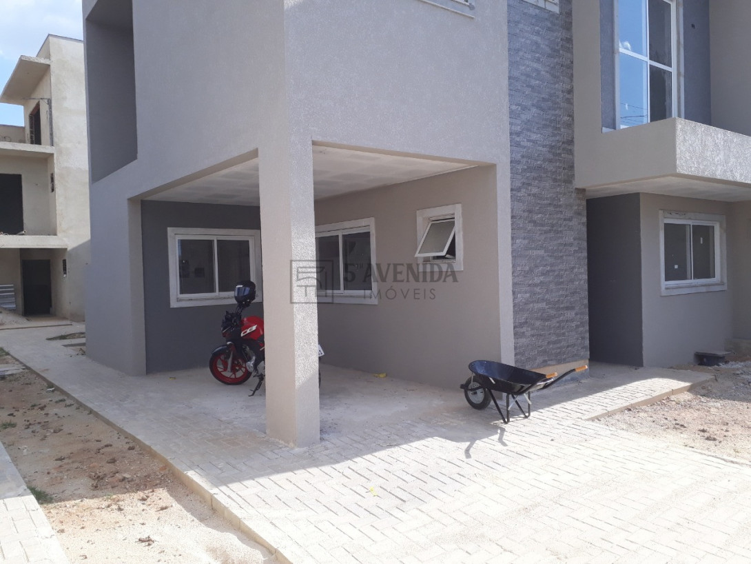 Foto 3 - SOBRADO EM CONDOMÍNIO em CURITIBA - PR, no bairro Xaxim - Referência AN00075