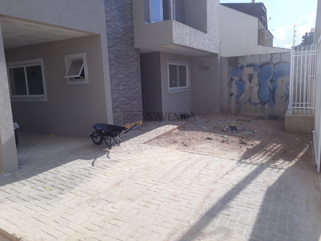 Foto 2 - SOBRADO EM CONDOMÍNIO em CURITIBA - PR, no bairro Xaxim - Referência AN00076
