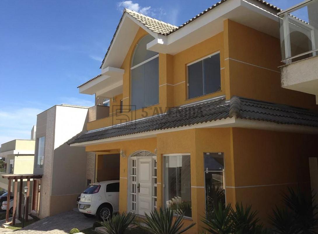 Foto 2 - CASA em CURITIBA - PR, no bairro Santo Inácio - Referência PR00042