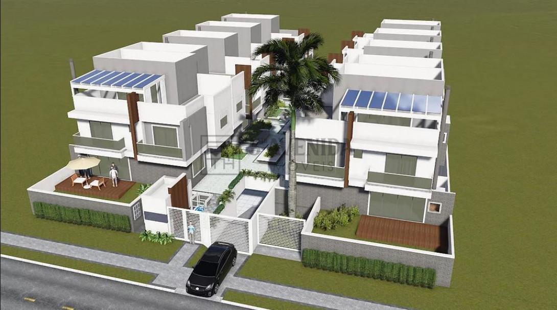 Foto 2 - SOBRADO EM CONDOMÍNIO em CURITIBA - PR, no bairro Mercês - Referência LE00548
