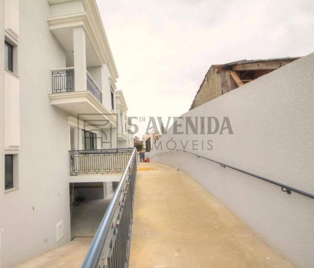 Foto 1 - SOBRADO EM CONDOMÍNIO em CURITIBA - PR, no bairro Bigorrilho - Referência LE00453