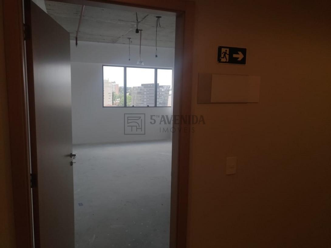 Foto 5 - SALA COMERCIAL em CURITIBA - PR, no bairro Batel - Referência AN00080