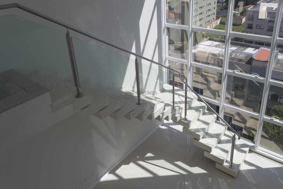 Foto 21 - COBERTURA em CURITIBA - PR, no bairro São Francisco - Referência LE00639