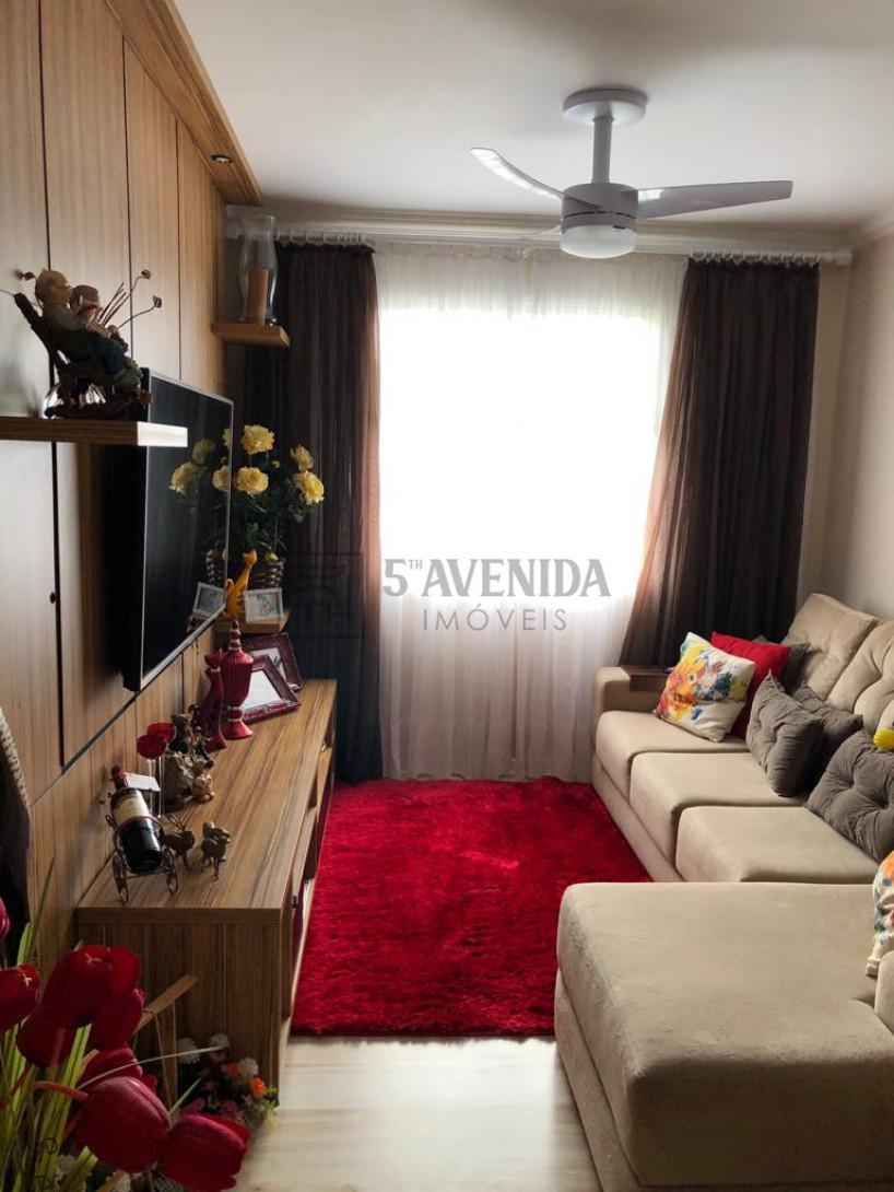 Foto 1 - APARTAMENTO em PINHAIS - PR, no bairro Jardim Amélia - Referência AN00107