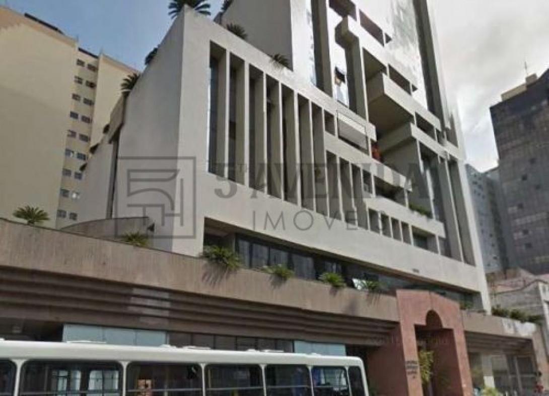 Foto 1 - SALA COMERCIAL em CURITIBA - PR, no bairro Centro - Referência AN00109