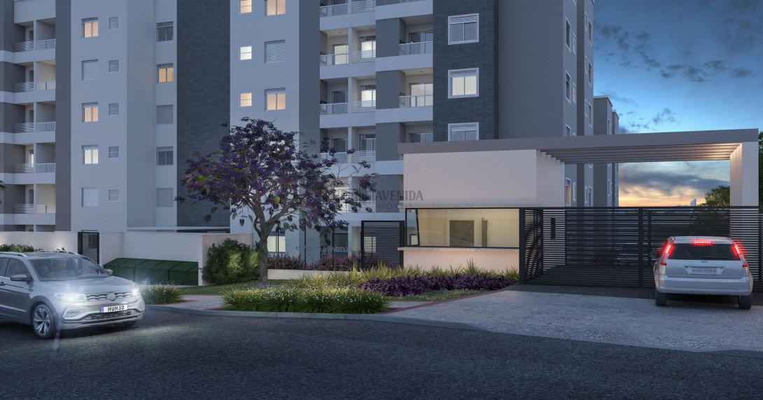 Foto 2 - APARTAMENTO em CURITIBA - PR, no bairro Novo Mundo - Referência LE00005