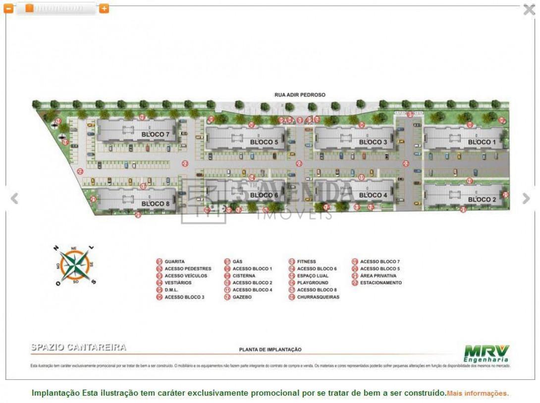Foto 18 - APARTAMENTO em SÃO JOSÉ DOS PINHAIS - PR, no bairro Afonso Pena - Referência AN00120