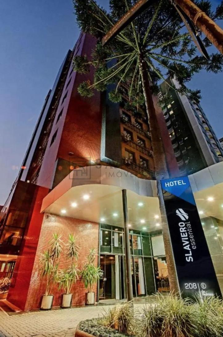 Foto 1 - FLAT em CURITIBA - PR, no bairro Centro - Referência AN00128