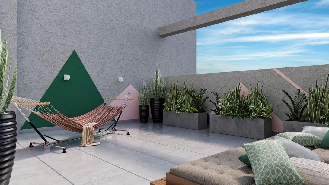 Foto 10 - LOFT em CURITIBA - PR, no bairro Água Verde - Referência LE00684