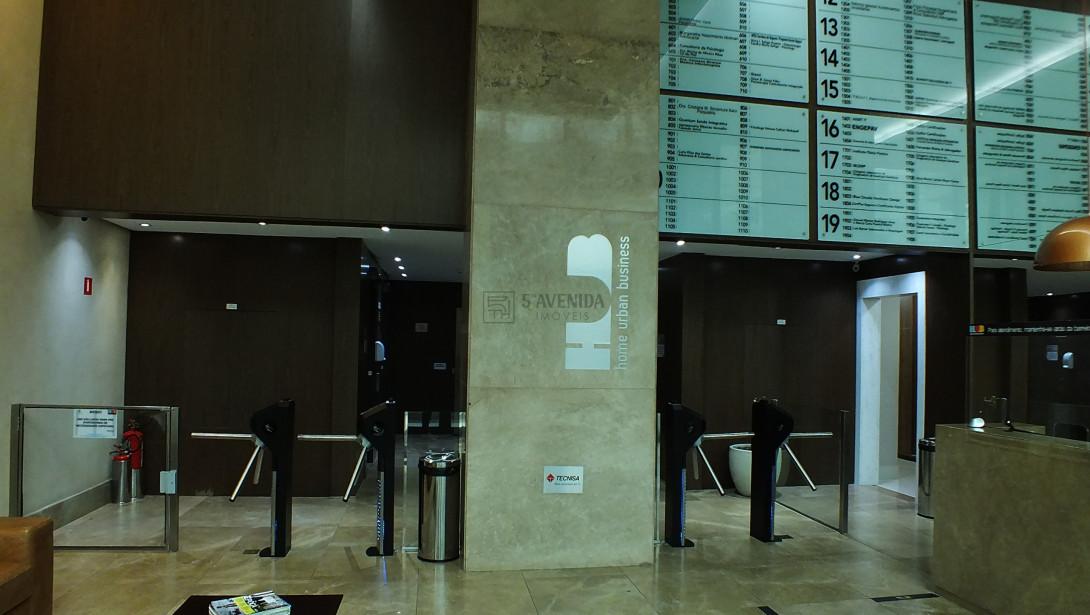 Foto 5 - SALA COMERCIAL em CURITIBA - PR, no bairro Centro - Referência ACSL00003