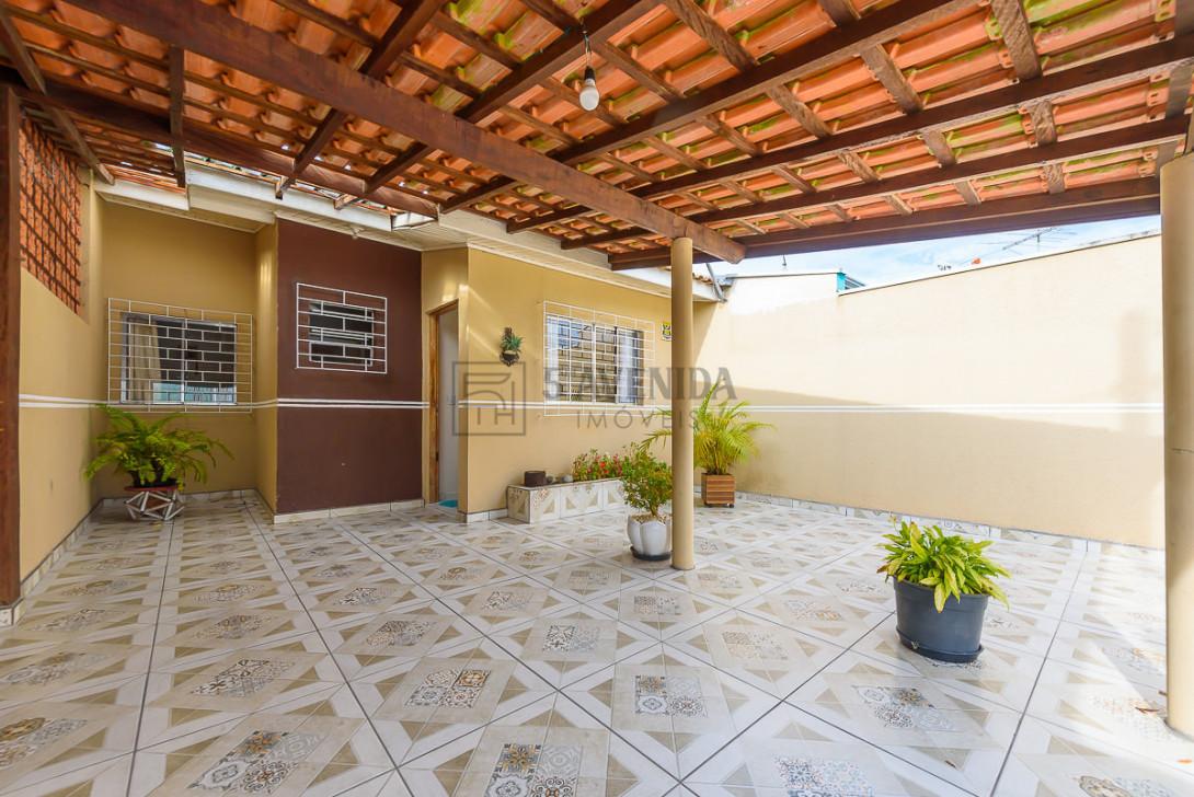 Foto 3 - CASA em CURITIBA - PR, no bairro Ganchinho - Referência AN00138