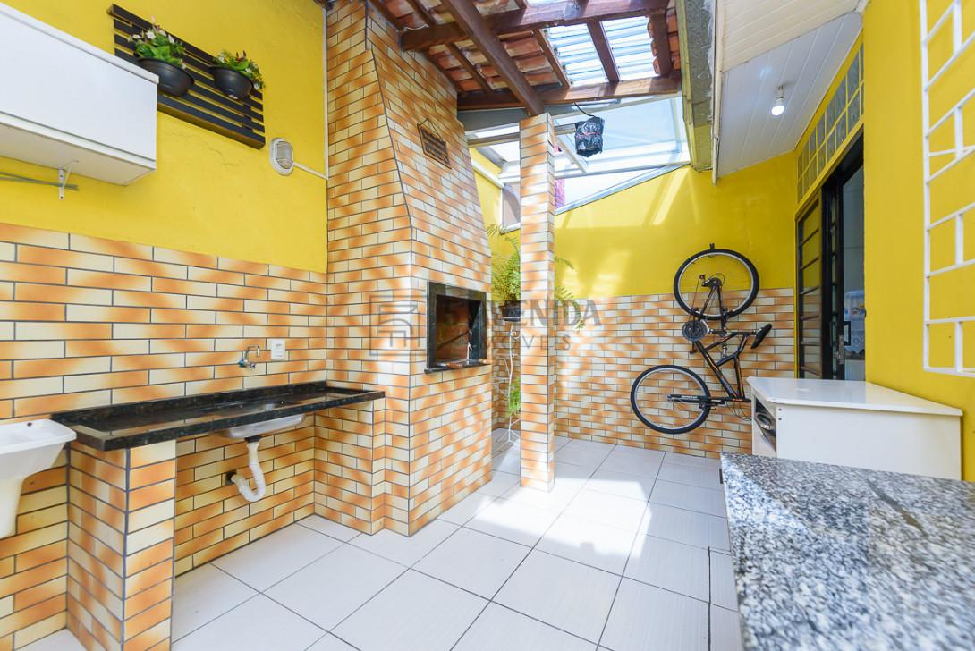 Foto 30 - CASA em CURITIBA - PR, no bairro Ganchinho - Referência AN00138
