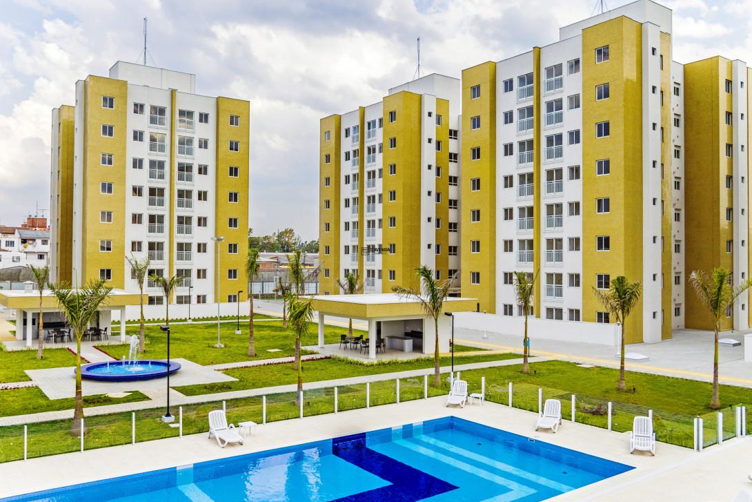 Foto 1 - APARTAMENTO em CURITIBA - PR, no bairro Portão - Referência LE00220