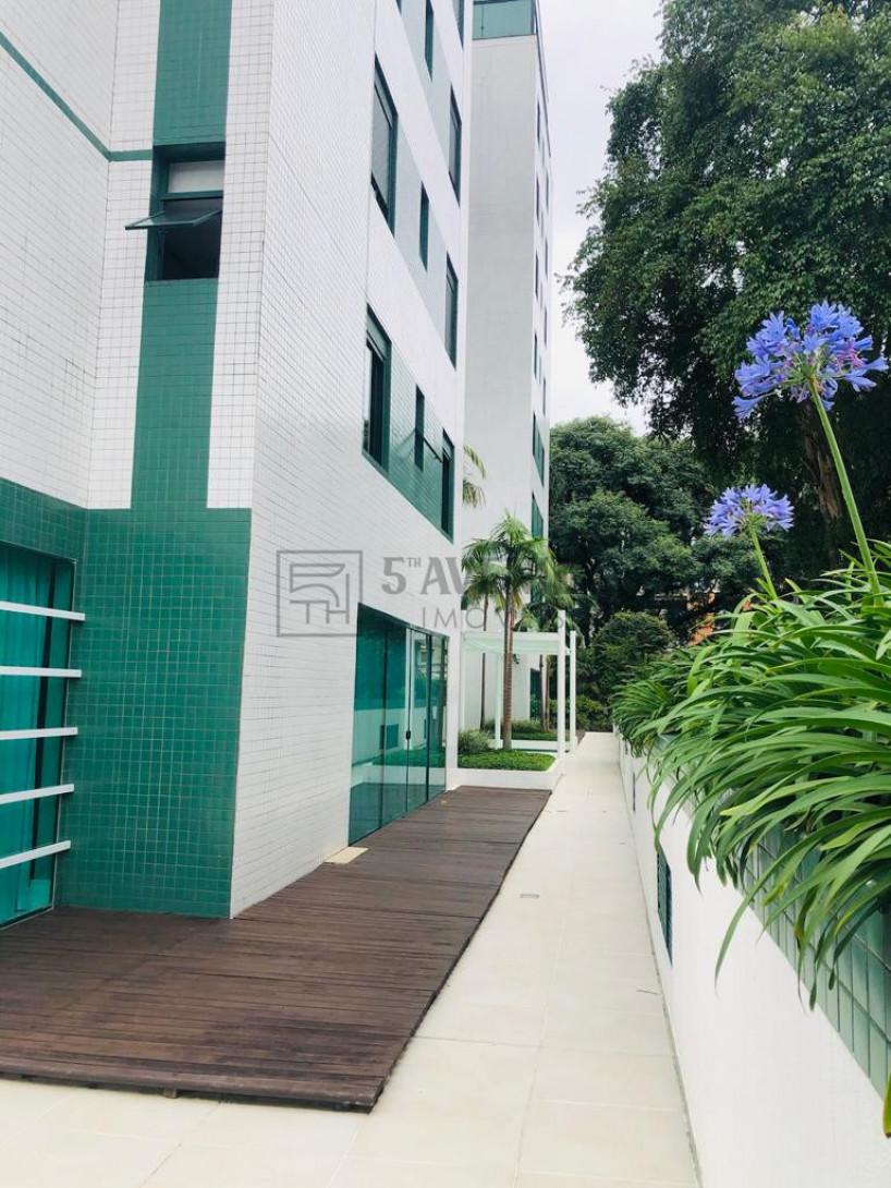 Foto 2 - APARTAMENTO em CURITIBA - PR, no bairro Mercês - Referência AN00147