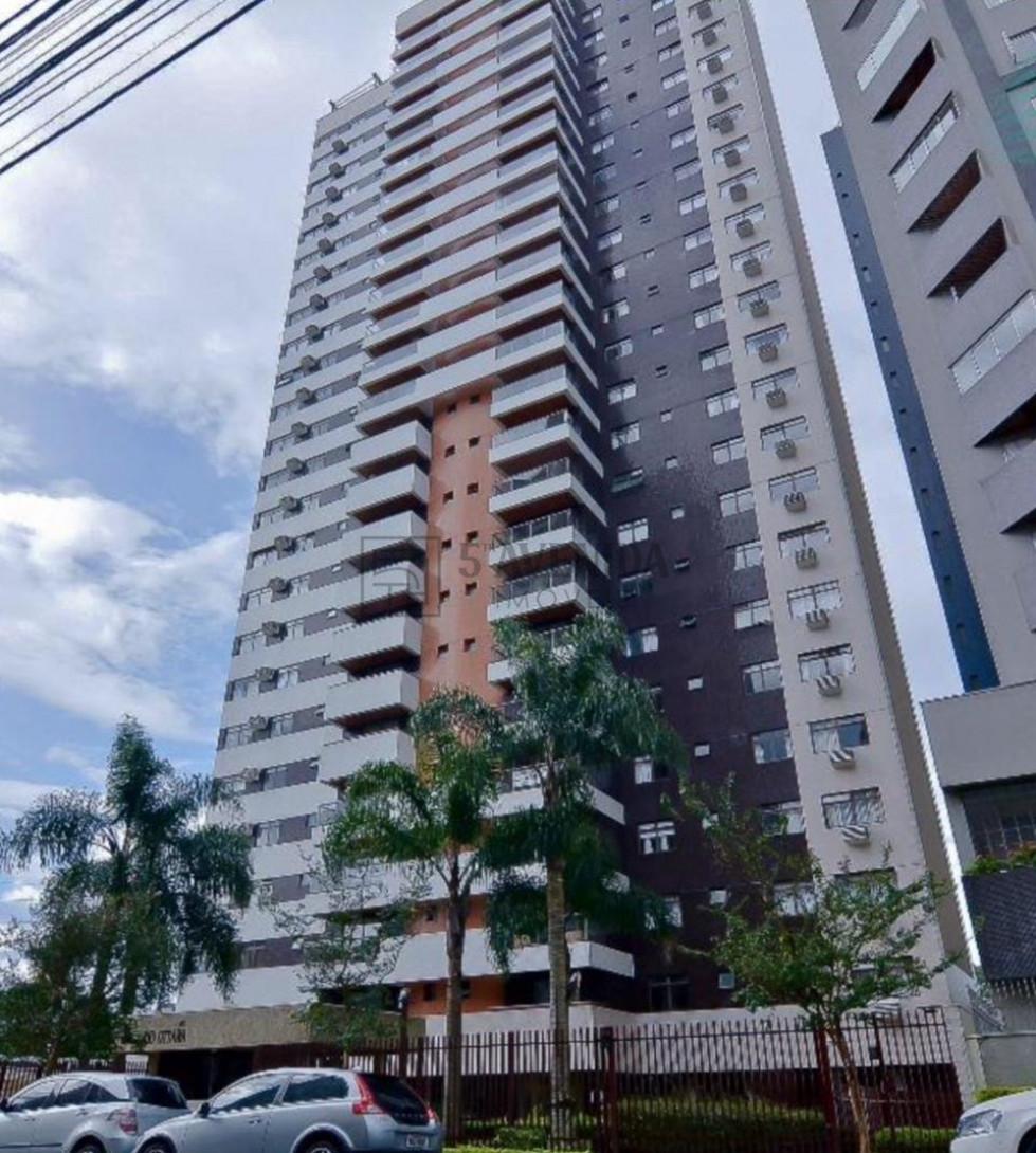 Foto 1 - APARTAMENTO em CURITIBA - PR, no bairro Cabral - Referência AN00149