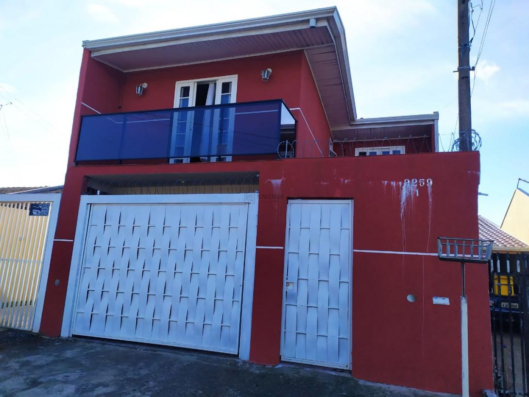 Foto 2 - SOBRADO em FAZENDA RIO GRANDE - PR, no bairro Gralha Azul - Referência AN00153