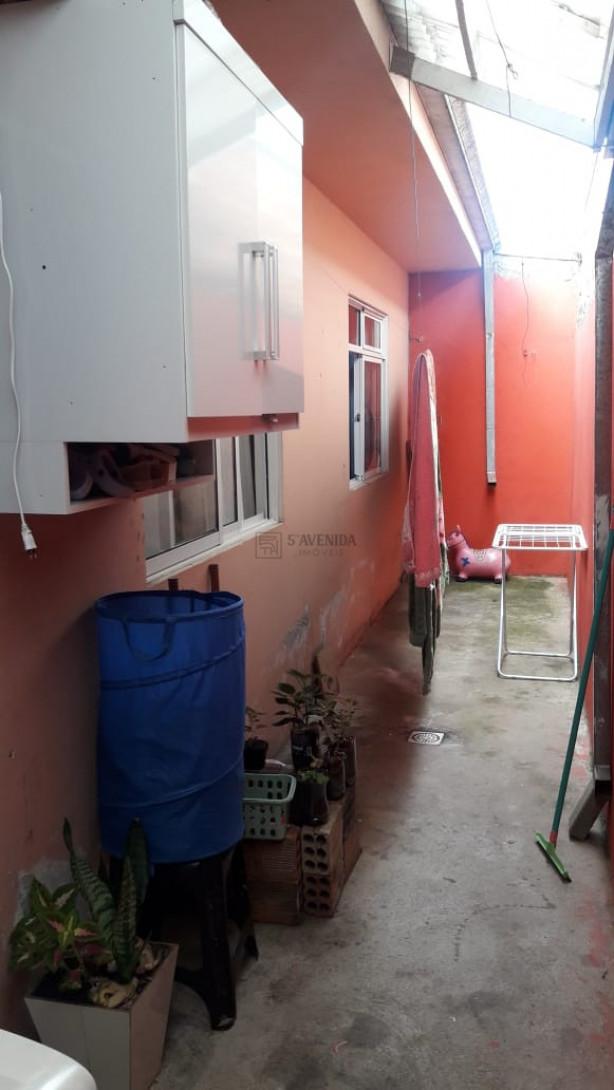 Foto 28 - CASA em CURITIBA - PR, no bairro Alto Boqueirão - Referência AN00155