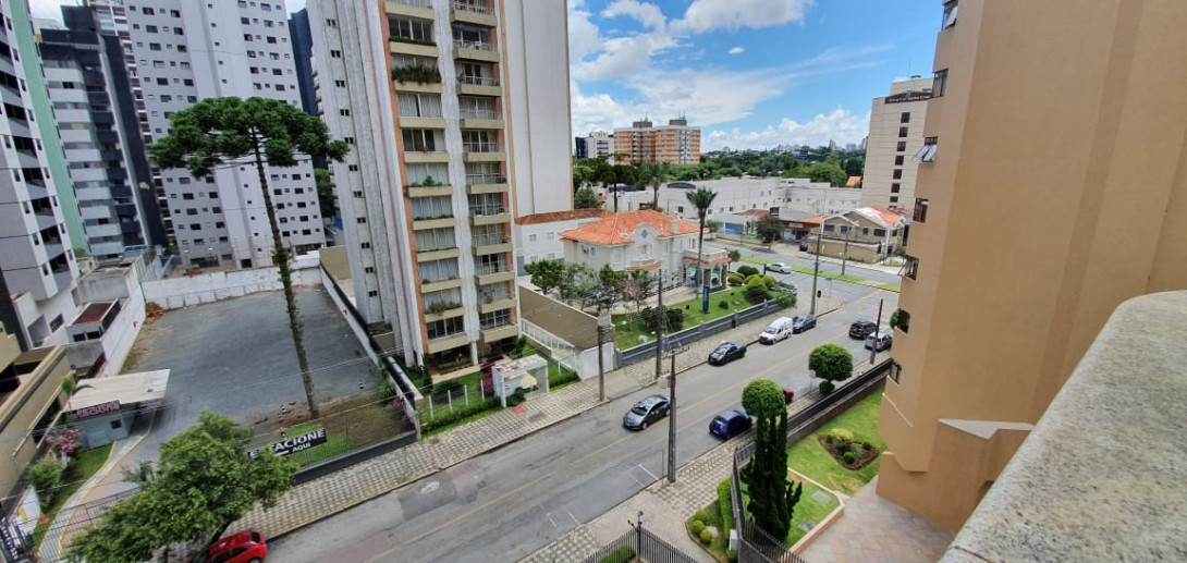 Foto 8 - APARTAMENTO em CURITIBA - PR, no bairro Batel - Referência AN00160