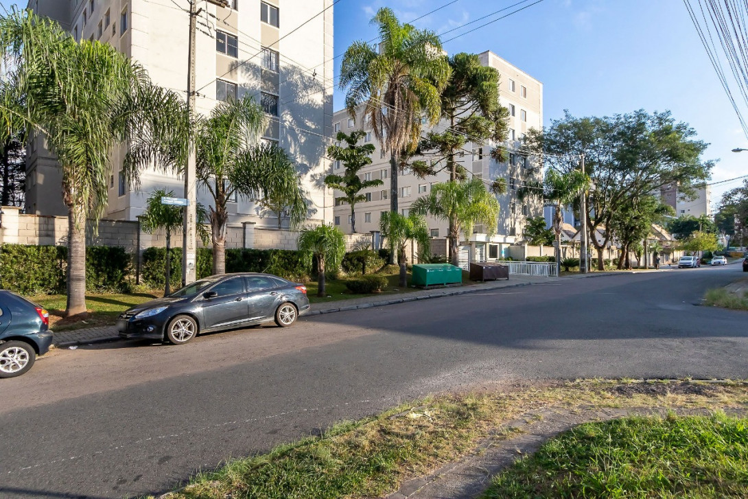 Foto 9 - APARTAMENTO em CURITIBA - PR, no bairro Santa Cândida - Referência AN00167