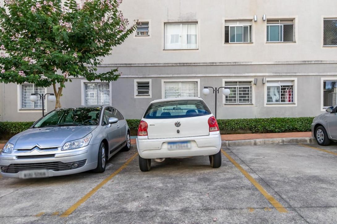 Foto 4 - APARTAMENTO em CURITIBA - PR, no bairro Santa Cândida - Referência AN00167