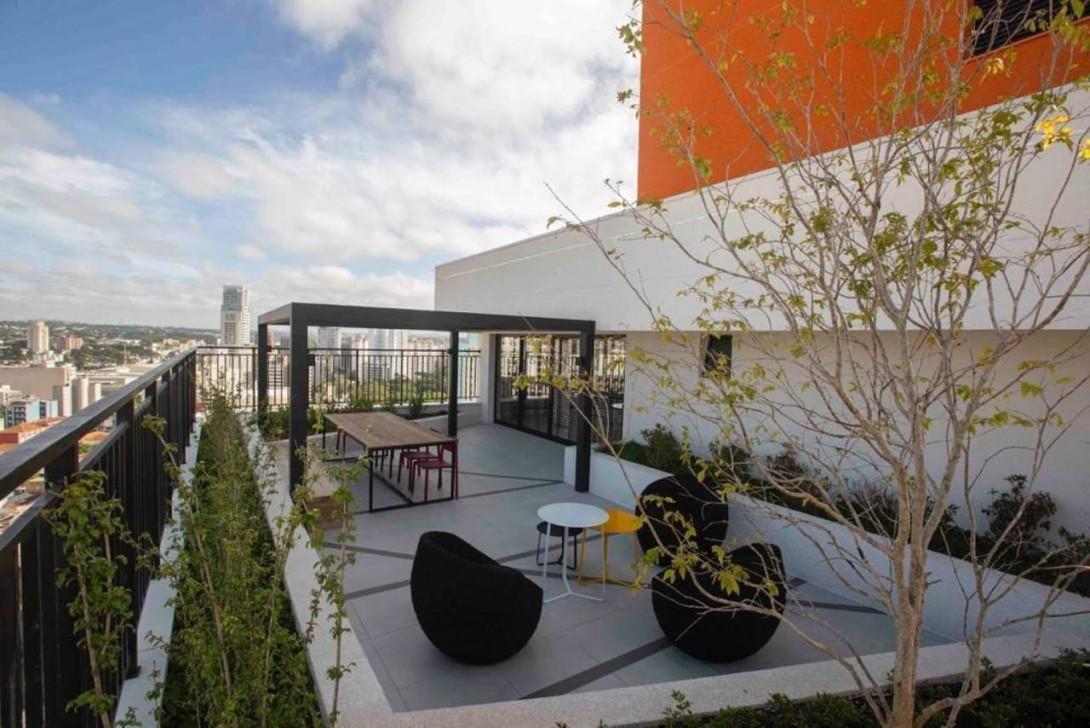 Foto 20 - STUDIO em CURITIBA - PR, no bairro Centro - Referência PR003