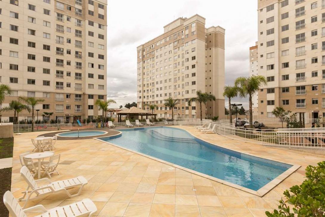 Foto 3 - APARTAMENTO em CURITIBA - PR, no bairro Pinheirinho - Referência AN00182