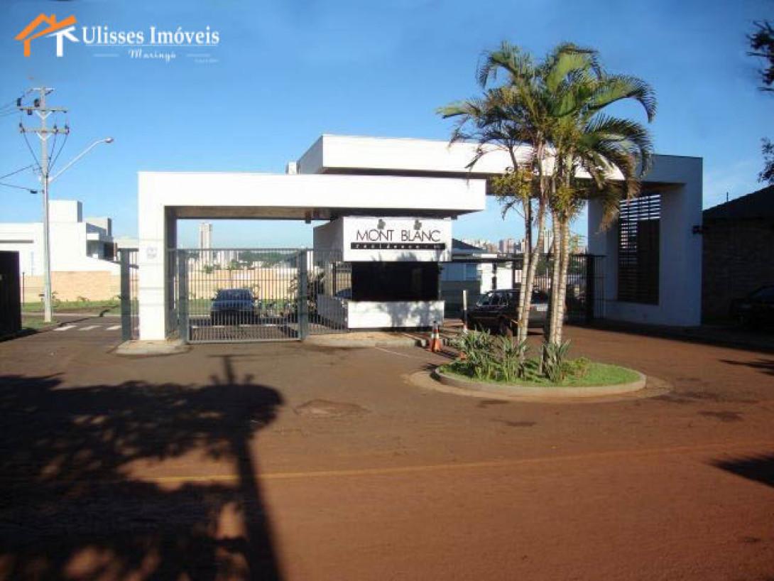 Foto 2 - COND. MONT BLANC - ALTO PADRÃO - ZONA 08