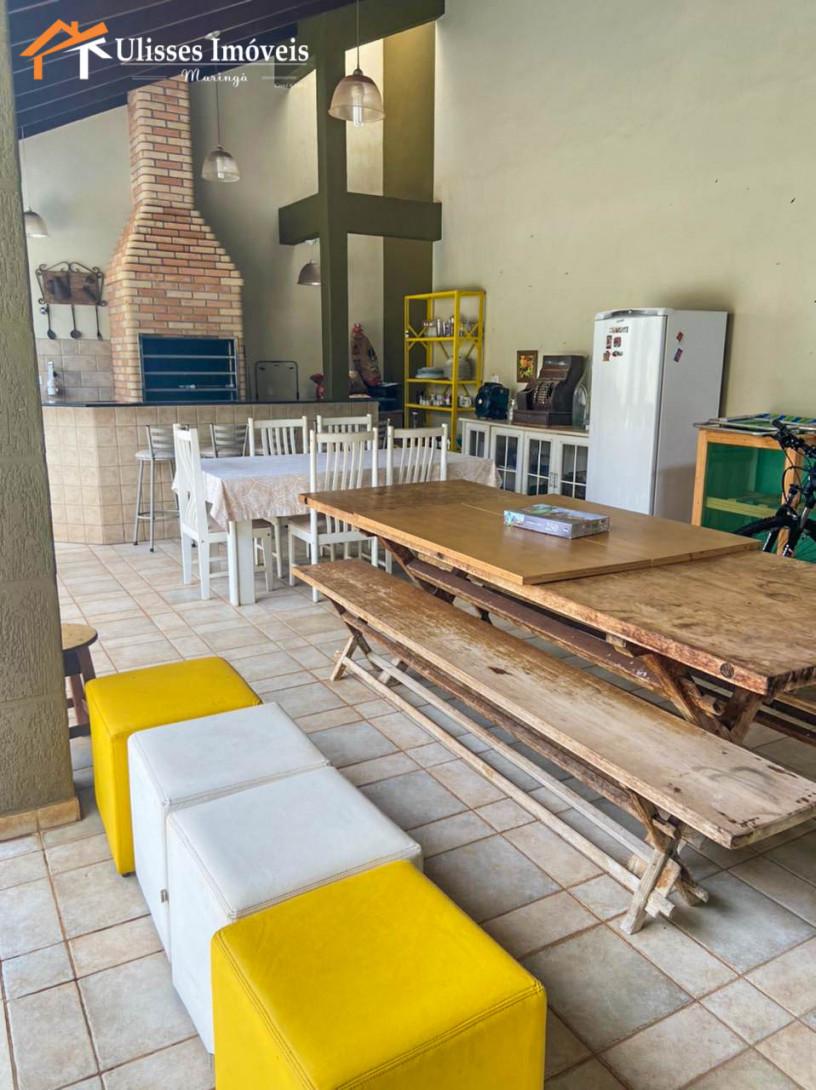 Foto 25 - CASA EM CONDOMÍNIO em MARINGÁ - PR, no bairro Zona 08 - Referência CC052-1175