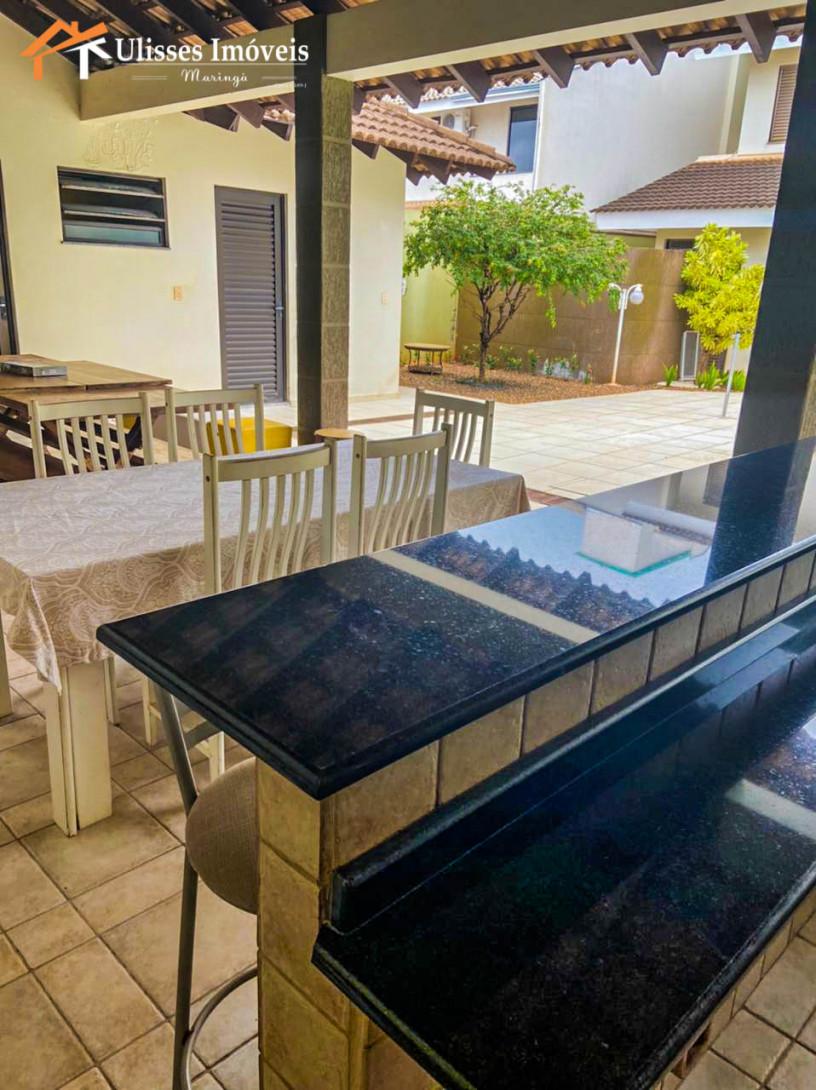 Foto 27 - CASA EM CONDOMÍNIO em MARINGÁ - PR, no bairro Zona 08 - Referência CC052-1175