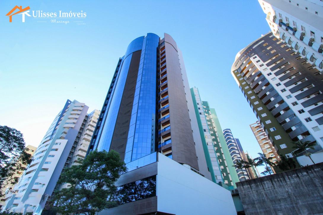 Foto 2 - MAJESTIC RESIDENCE - ALTO PADRÃO - ZONA 01