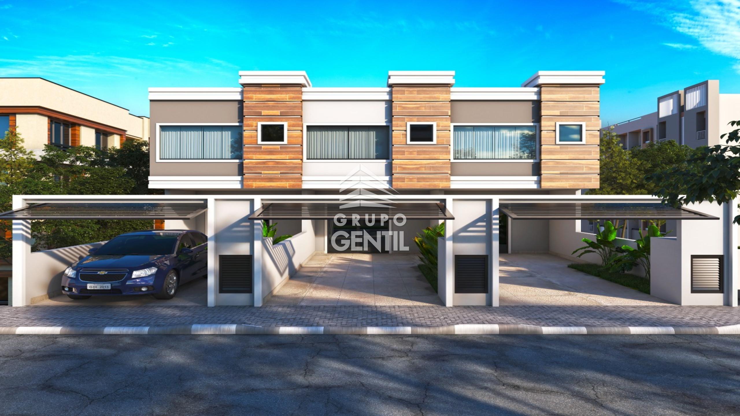 SOBRADO com 3 dormitórios à venda com 94m² por R$ 419.000,00 - ITAPEMA / SC