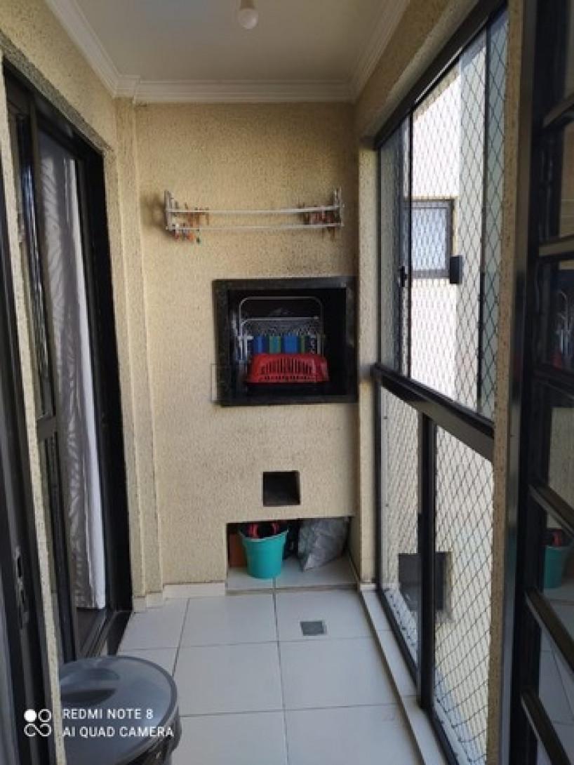 Foto 10 - APARTAMENTO em CURITIBA - PR, no bairro Novo Mundo - Referência AN00186