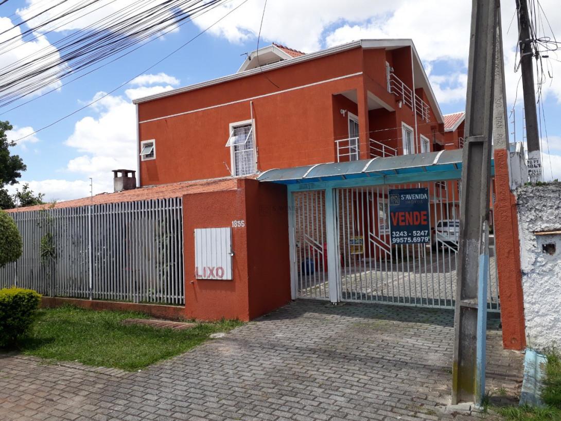 Foto 3 - SOBRADO EM CONDOMÍNIO em CURITIBA - PR, no bairro Hauer - Referência AN00187