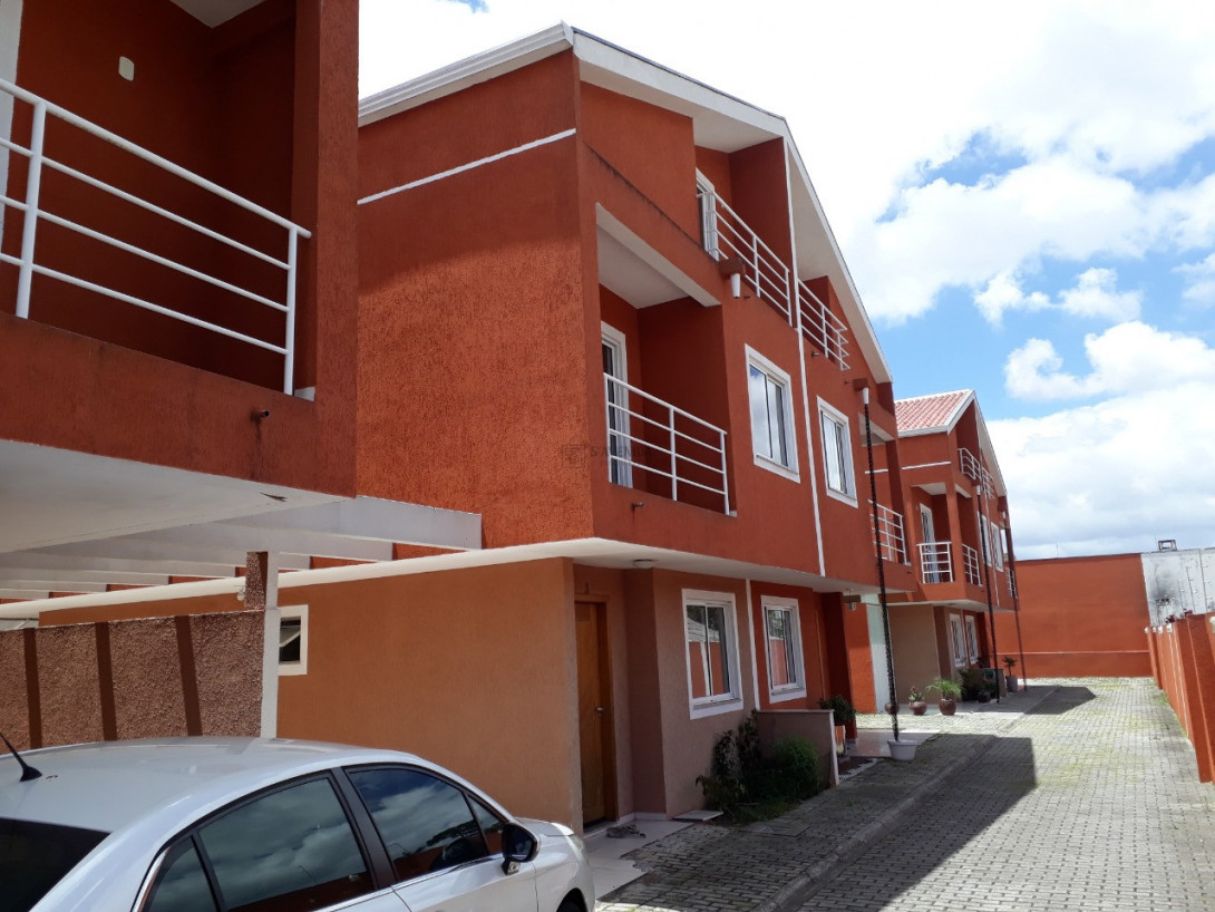 Foto 2 - SOBRADO EM CONDOMÍNIO em CURITIBA - PR, no bairro Hauer - Referência AN00187