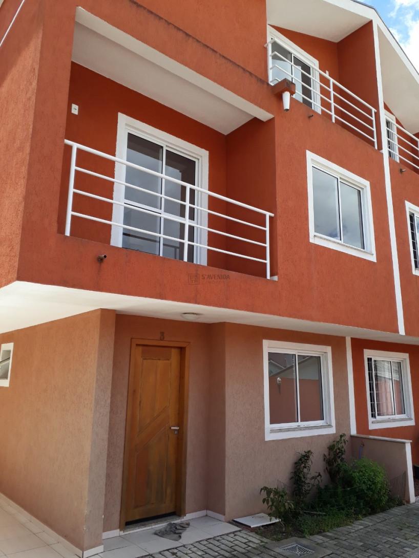Foto 1 - SOBRADO EM CONDOMÍNIO em CURITIBA - PR, no bairro Hauer - Referência AN00187