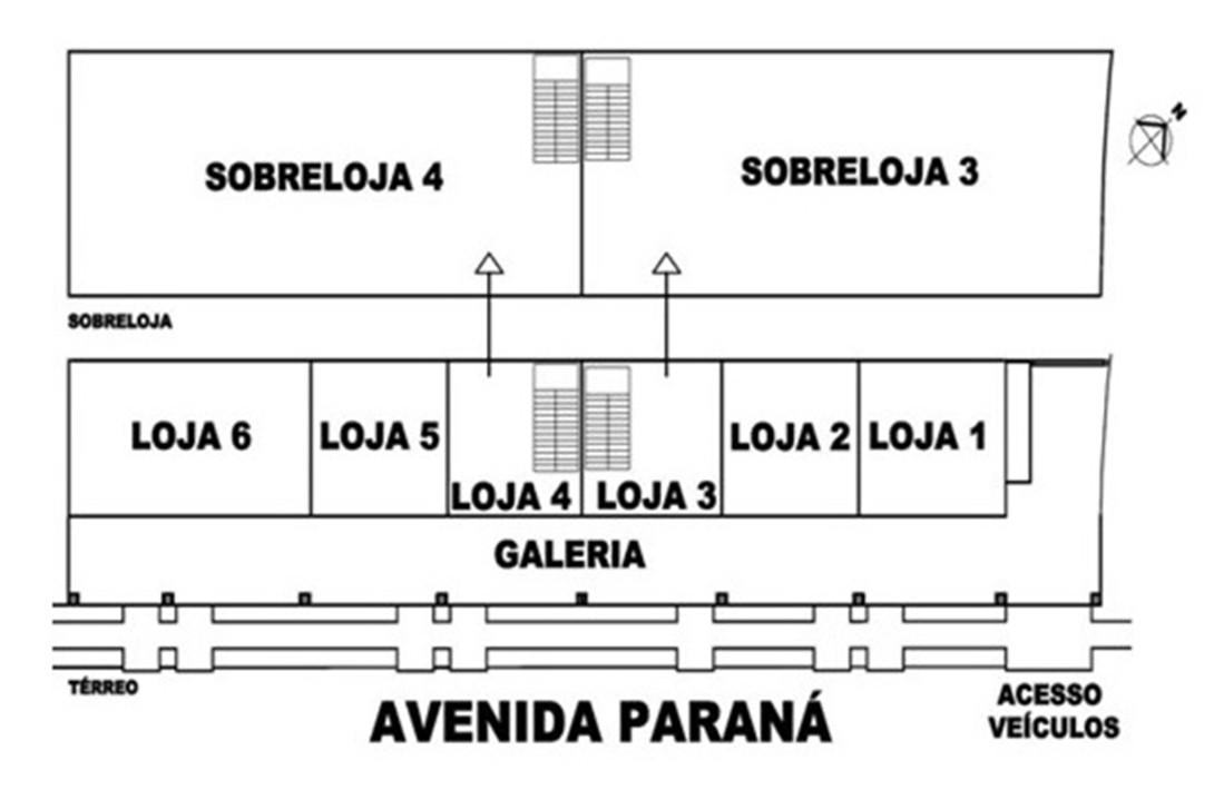 Foto 21 - LOJA em CURITIBA - PR, no bairro Boa Vista - Referência LE00798