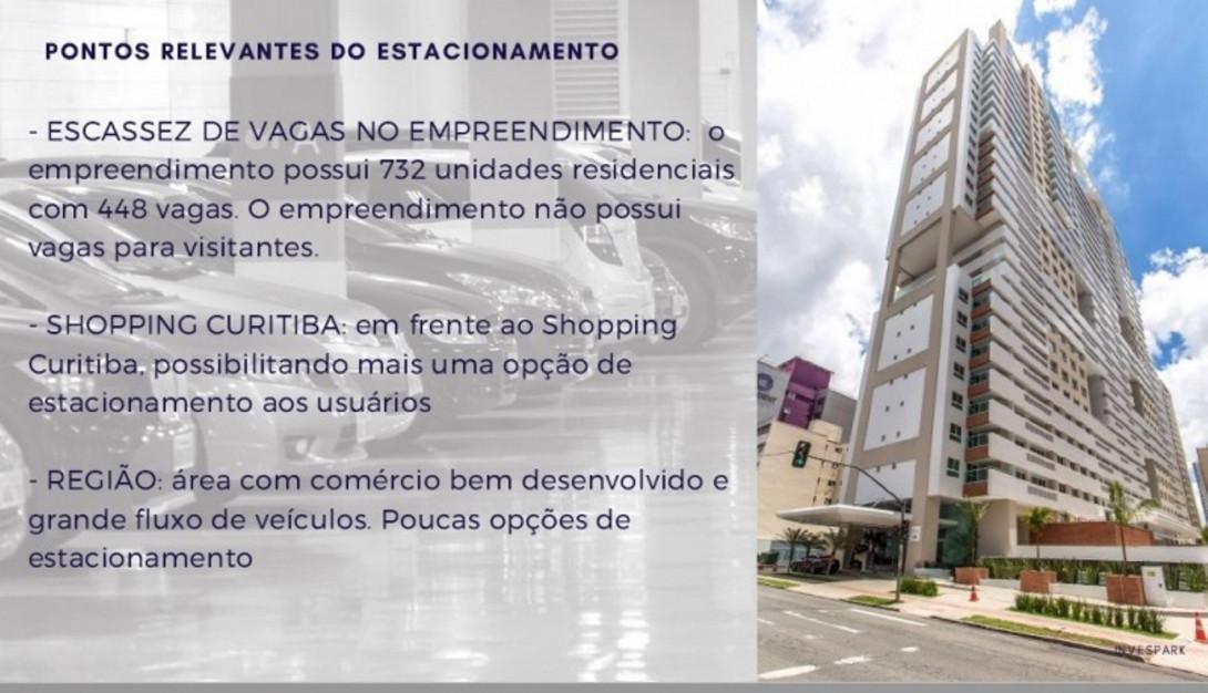 Foto 7 - GARAGEM em CURITIBA - PR, no bairro Centro - Referência LE00814