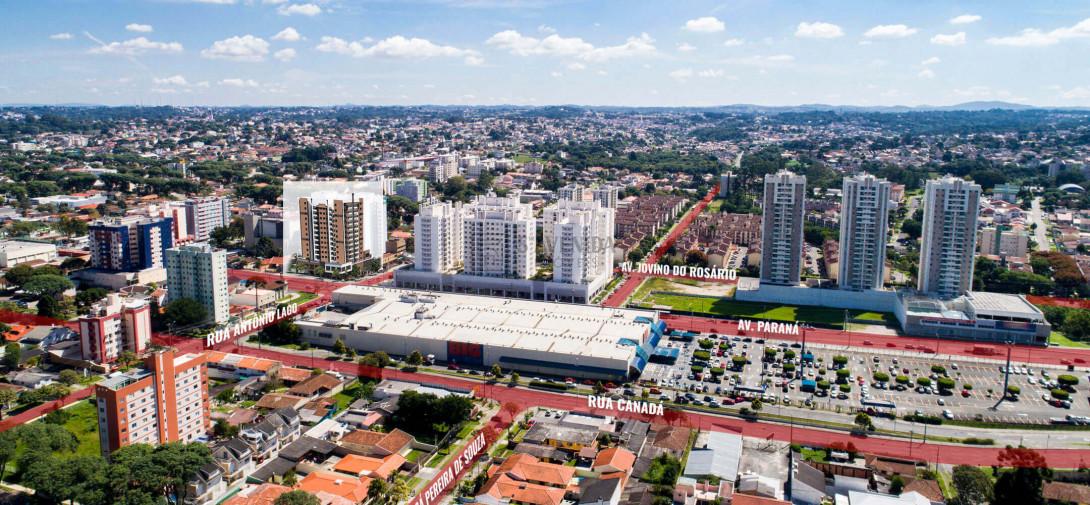 Foto 33 - APARTAMENTO em CURITIBA - PR, no bairro Boa Vista - Referência LE00142