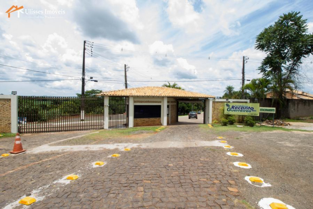 Foto 1 - TERRENO - CONDOMÍNIO RECANTO DOS GUERREIROS - PARQUE INDUSTRIAL