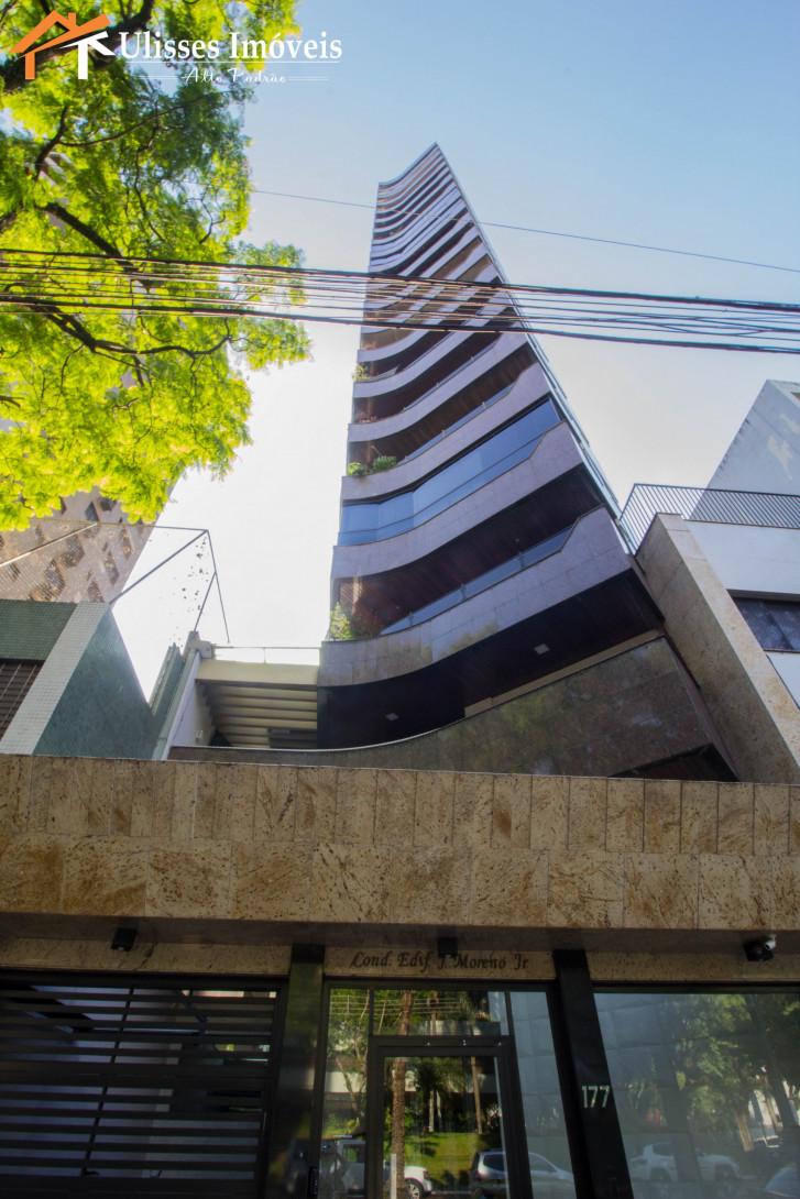 Foto 1 - EDIFÍCIO J MORENO JR - ALTO PADRÃO - COBERTURA - ZONA 01