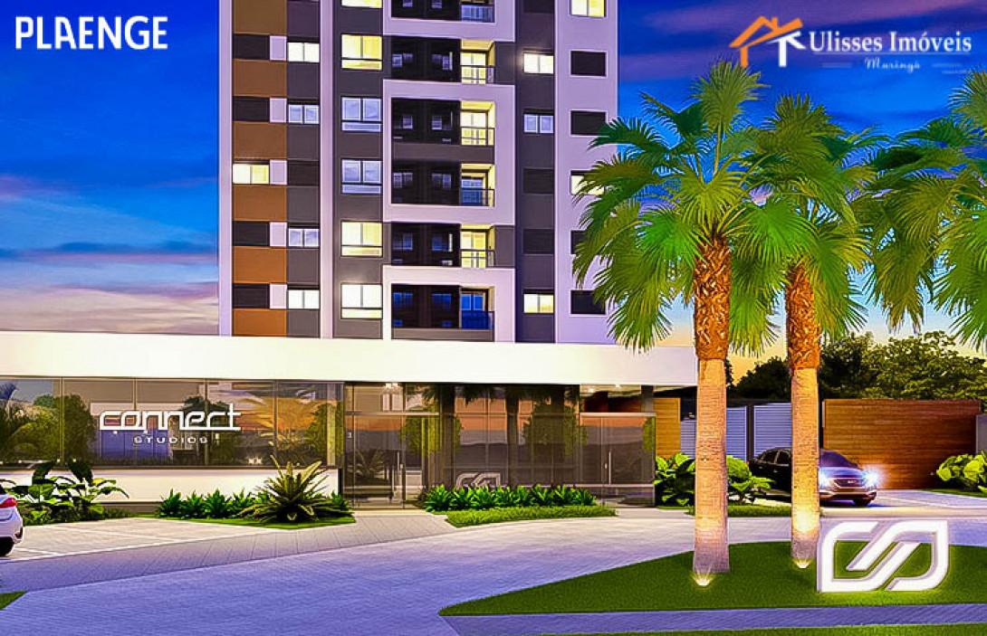 Foto 1 - EDIFÍCIO CONNECT STUDIOS - ALTO PADRÃO - ZONA 08