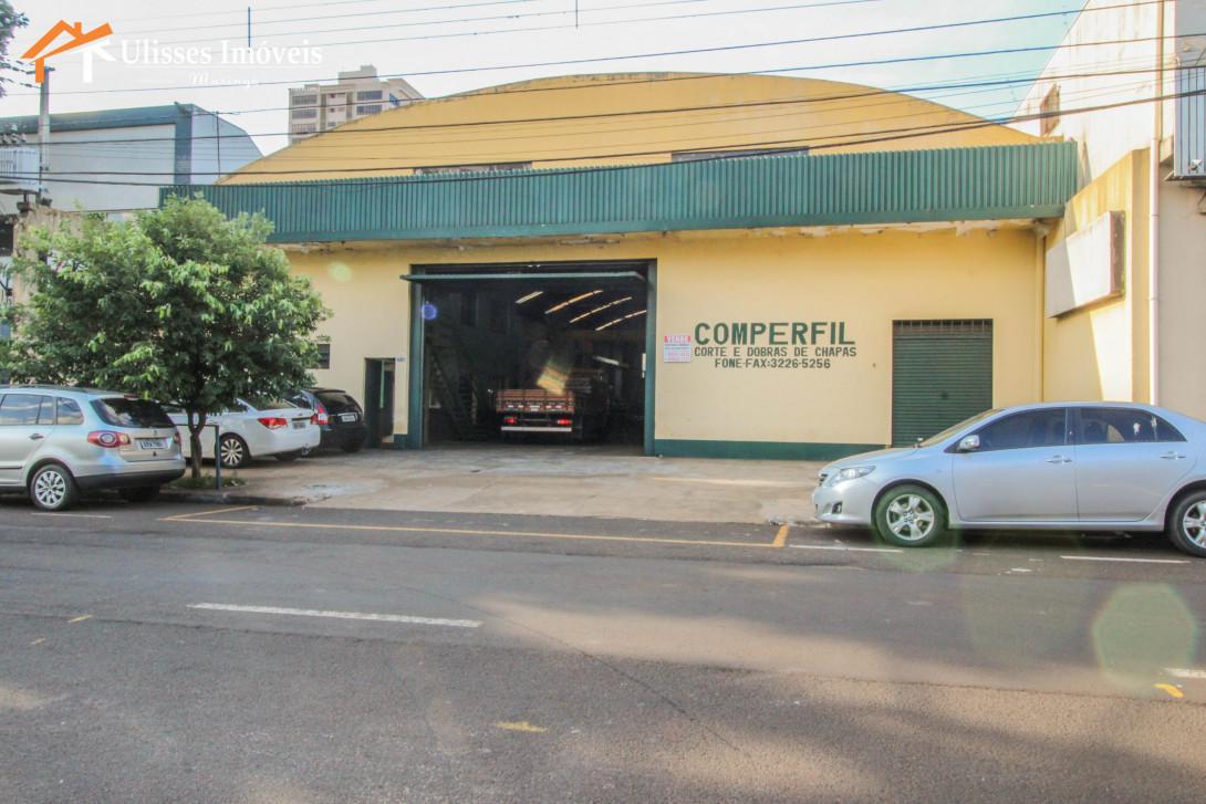 Foto 1 - BARRACÃO COMERCIAL - ZONA 03 - MARINGÁ