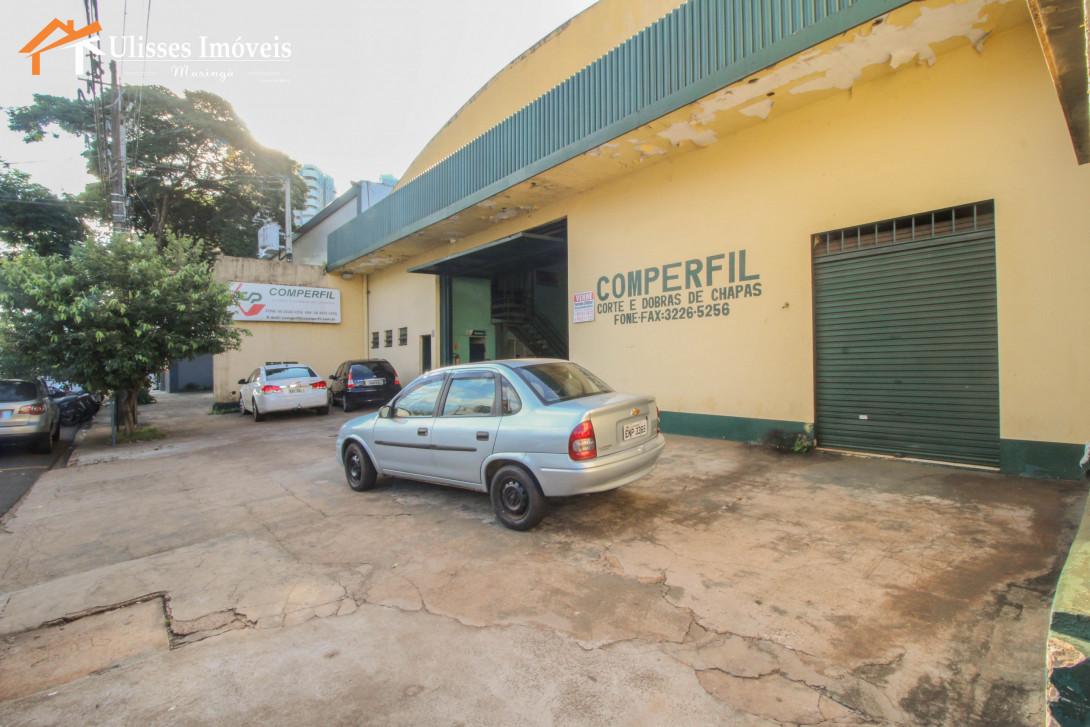 Foto 3 - BARRACÃO COMERCIAL - ZONA 03 - MARINGÁ